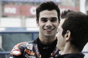 """Miguel Oliveira: """"En el primer Gran Premio siempre hay algunos nervios"""""""