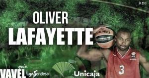 Unicaja 2016/17: Oliver Lafayette