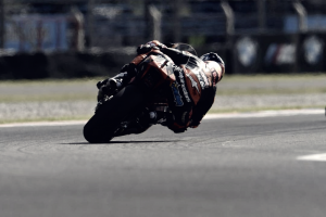Miguel Oliveira, pole especial por partida doble