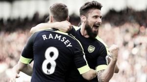 Olivier Giroud no está seguro de seguir en el Arsenal