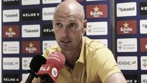 """Miquel Olmo: """"Cada partido es diferente"""""""