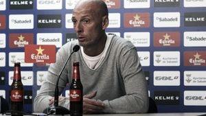 """Miquel Olmo: """"El Lugo es un equipo que tiene las ideas claras"""""""