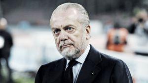 """Napoli, De Laurentiis carica la squadra: """"Reagite e non mollate nulla"""""""