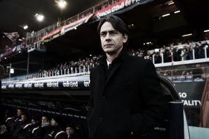 """Milan Inzaghi non si preoccupa: """"Sarri? Ci rido su. Sento l' affetto di Berlusconi"""""""