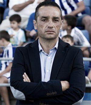 """Jose Luis Oltra: """"Es un buen punto de partida para poder lograr mejores cosas"""""""