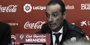 """José Luis Oltra: """"Se me queda corto el resultado"""""""