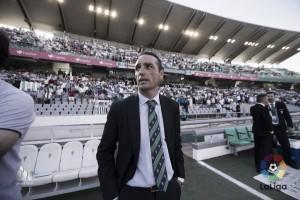 """José Luis Oltra: """"Este equipo cree en lo que hace, es responsable y tiene argumentos"""""""