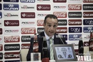 """Oltra: """"Hay que pensar desde ya en el Girona"""""""