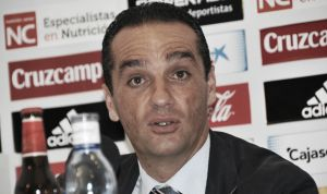 "Jose Luis Oltra: ""Era lo mejor que nos podía pasar"""