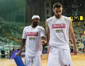 Turkish Airlines Euroleague - L'Olympiakos si aggiudica il derby con il Panathinaikos all'overtime (85-87)