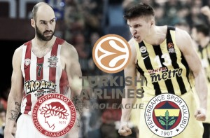Turkish Airlines EuroLeague - Scocca l'ora della finale, Olympiacos e Fenerbahce per la gloria