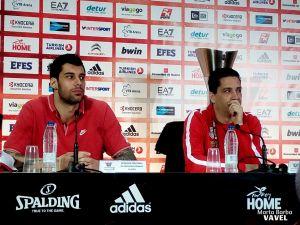 """Sfairopoulos: """"Haremos unesfuerzo extra contra un gran equipo"""""""