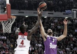 Un gran Madrid se lleva en Atenas el simulacro de la Final Four