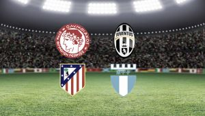 Olympiakos vs Juventus: All to play for in Group A