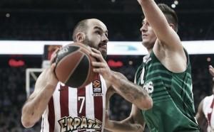 Turkish Airlines EuroLeague - Carattere Olympiacos, la serie è in parità (79-68)
