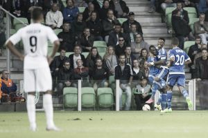 Em partida tranquila, Marseille controla e vence Groningen pela Europa League