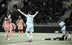 El Marsella se atasca en Lorient y pone en peligro su liderato