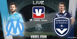 Live Marseille - Bordeaux, le match en direct