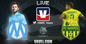 Olympique de Marsella vs Nantes en vivo y en directo online