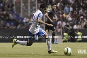 Omar Fernández destaca la victoria obtenida ante Chivas