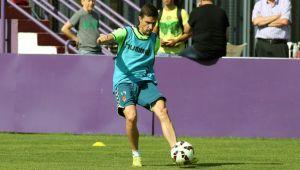 Nuevo entrenamiento con Omar dentro del grupo