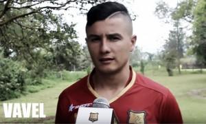 """Omar Vásquez: """"Espero tener el mejor año de mi carrera"""""""