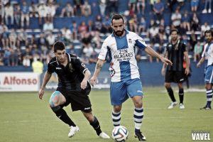 Empate sin goles en el Suárez Puerta