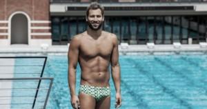 Omar Pinzón gana medalla de plata en el mundial de natación