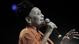Omara Portuondo, cuando cantar es como respirar