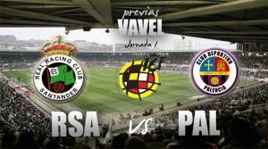 Racing de Santander - Palencia: volver a ilusionar