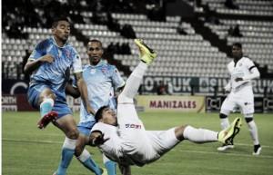 Once Caldas - Jaguares: El blanco blanco debe ganar para meterse en la pelea