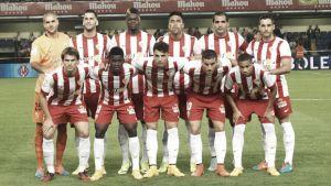 Villarreal - Almería: puntuaciones del Almería, jornada 8 Liga BBVA