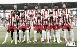 UD Almería - Valencia: puntuaciones del Almería, jornada 38 de la Liga BBVA