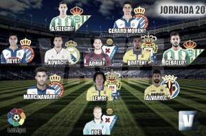 El Once de Oro de VAVEL: 20ª jornada de La Liga