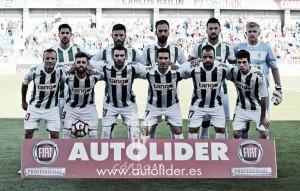 SD Huesca - Córdoba CF: puntuaciones del Córdoba CF, jornada 4ª de Segunda División