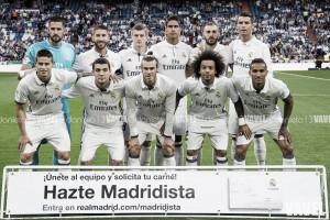 Real Madrid - Villareal CF: puntuaciones del Real Madrid, jornada 5 de La Liga