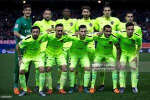 Atlético de Madrid - Levante UD: puntuaciones del Levante, jornada 18 de la Liga BBVA