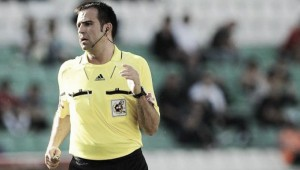 Ocón Arráiz arbitrará el Real Betis – Alavés