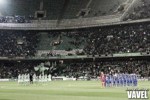 Real Betis - CD Tenerife: Puntuaciones Real Betis, jornada 20