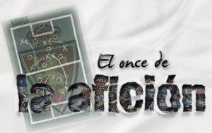 El once de la afición zaragocista: Cuarta jornada vs Sabadell, Liga Adelante