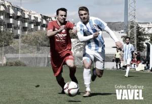Fotos e imágenes del Atlético Malagueño 4-0 Los Villares, Tercera División Grupo IX