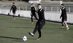 Javi Ontiveros, convocado por España Sub '19