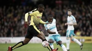 Hornets forward Obbi Oulare joins Zulte Waregem on loan