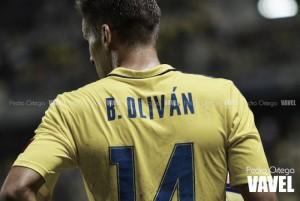 """Brian Oliván: """"En la cabeza del vestuario está conseguir los 50 puntos lo antes posible"""""""