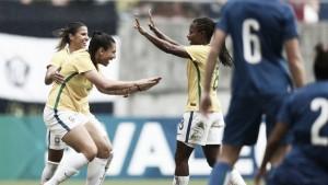 Brasil vence Itália e se sagra heptacampeão do Torneio Internacional de Manaus