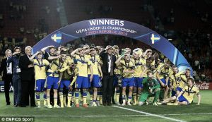 Sweden 0-0 Portugal (4-3 on pens): Swedes take home trophy after penalty shootout