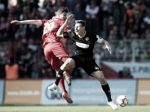 1. FC Union Berlin 0-0 1. FC Kaiserslautern: Stalemate in Berlin as the Red Devils miss opportunity