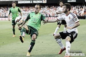 """Orellana: """"Quiero ampliar mi contrato con el Celta"""""""