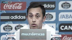 """Orellana: """"Sería un sueño jugar en Europa con el Celta"""""""