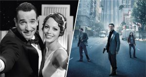 Noche de grandes películas: 'The Artist' en La 2 y 'Origen' en laSexta